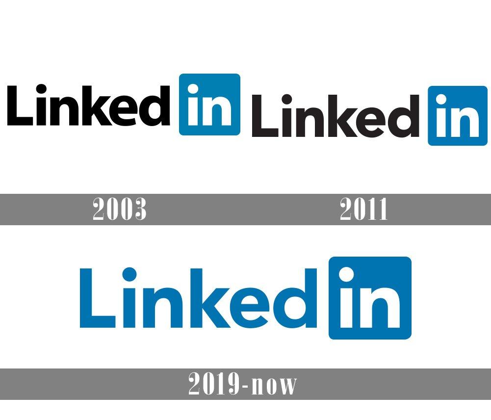 Histoire du Logo LinkedIn