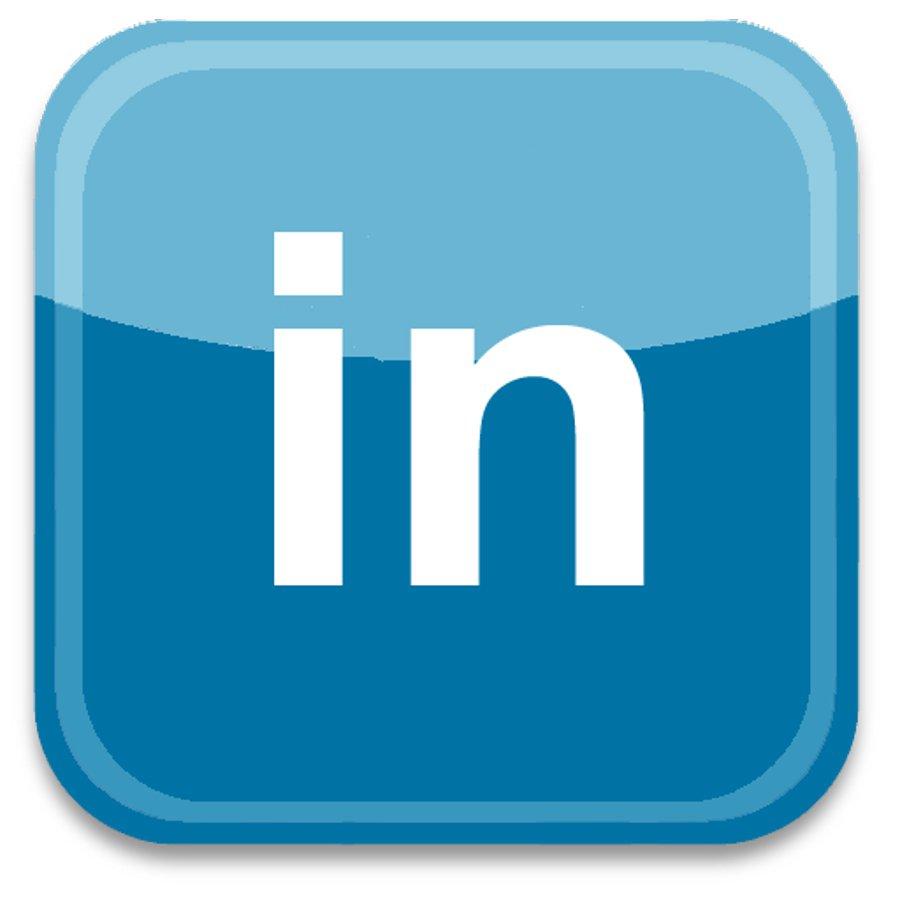 Symbole Logo LinkedIn